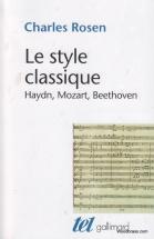 Rosen Ch. - Le Style Classique