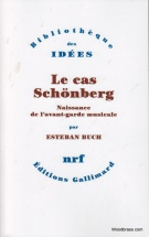 Buch E. - Le Cas Schönberg