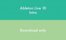 Ableton Live 10 Intro (en Téléchargement)