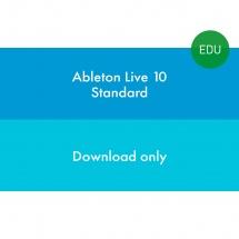 Ableton Live 10 Standard Edition Education (en Téléchargement)