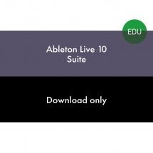 Ableton Live 10 Suite Edition - Education (en Téléchargement)