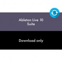 Ableton Live 10 Suite Edition - Mise A Jour Live Lite (en Téléchargement)