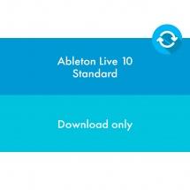 Ableton Live 10 Standard Edition - Mise A Jour Live 1-9 Standard (en Téléchargement)
