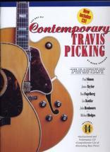 Hanson Mark - Contemporary Travis Picking + Cd - Guitar Tab