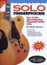 Hanson Mark - Art Of Solo Fingerpicking + Cd - Guitar Tab