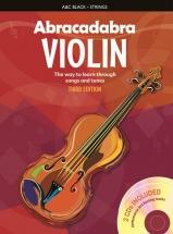 Abracadabra Violin + 2 Cds
