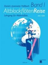 Hellbach - Altblockflotereise Vol.1