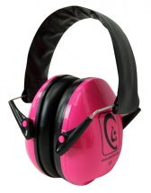 Acoufun Casque Attenuateur Peltor Kid - Rose
