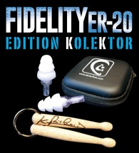Acoufun Fidelity Er-20 Signature Richard Kolinka