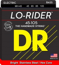 Dr Strings 45-105 Mh-45 Low Rider
