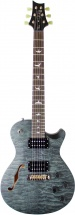 Prs - Paul Reed Smith Se Zach Myers Satin Quilt Stealth Grey Black