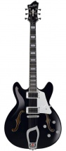 Hagstrom Super Viking Blk