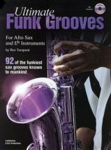 Tompsett B. - Ultimate Funk Grooves Dor E Flat Sax + Cd