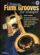 Ultimate Funk Grooves For Trumpet Cd