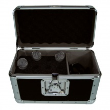 American Dj Accu-case Acf-sw/microphone Case