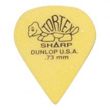 Dunlop Adu 412p73  -  Tortex Sharp Players Pack - 0,73 Mm (par 12)