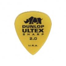 Dunlop Adu 433p200  -  Sharp Ultex Players Pack - 2,00 Mm (par 6)