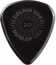 Dunlop Specialty Delrin 500 Prime Grip 2,00mm X 12