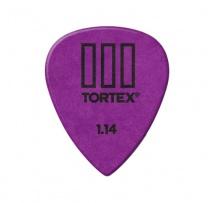 Dunlop Adu 462r114  -  Tortex T3 Players Pack - 1,14 Mm (a L