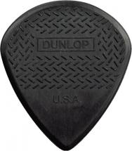 Dunlop 471r3c Max Grip Jazz Nylon Carbone Noir
