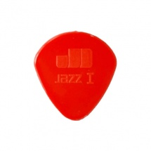 Dunlop Mediator Nylon Jazz I 1.10 Red Extremite Tres Arrondie
