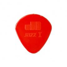 Dunlop Mediator Nylon Jazz I 1.10 Red Extremite Tres Arrondie