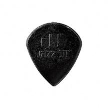Dunlop Mediator Nylon Jazz Iii 1.38 Black Extremite Pointue