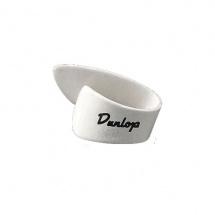 Dunlop Pouce Nylon 9002 Blanc Medium