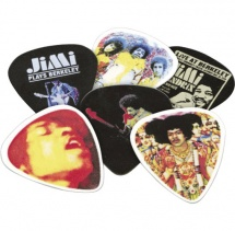 Dunlop Boite 12 Jimi Hendrix Are You Experienced Calibre Medium
