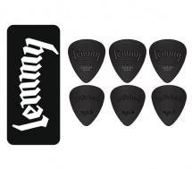 Dunlop Mhpt02 Boite En Metal De 6 Mediators Motif Motorhead Lemmy