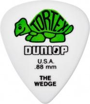 Dunlop 424r88 Tortex Wedge 0,88mm