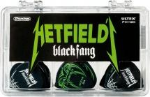 Dunlop Ph1120 Mediators Serie Collector Metallica Boîte De 108