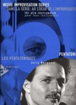 Bergonzi - Au Coeur De L'improvisation Vol.2 : Pentatoniques + Cd