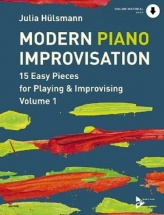 Hulsmann Julia - Modern Piano Improvisation Vol.1
