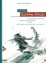Haunschild F. - Modern Guitar Styles - Guitar