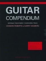 Hagberg G. - Guitar Compendium Vol. 1 - Guitar