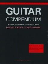 Hagberg G. - Guitar Compendium Vol. 3 - Guitar