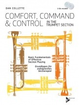 Collette D. - Comfort, Command & Control In The Trumpet Section - Trumpet