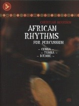Bourdon Ch. - African Rhythms For Percussion + Cd