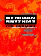 Bourdon Ch. - African Rhyythms For Drumset + Cd