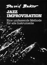 Baker D. - Jazz Improvisation - Melody Instruments