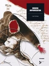 Santiago L. - Modern Improvisation - Guitare + Cd