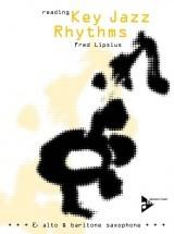 Lipsius F. - Reading Key Jazz Rhythms - Alto & Baritone Saxophone (eb)