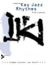 Lipsius Fred - Reading Key Jazz Rhythms For Trumpet + Cd