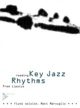 Lipsius F. - Reading Key Jazz Rhythms - Flute