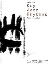 Lipsius F. - Reading Key Jazz Rhythms - Guitar