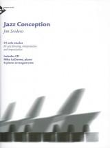 Snidero J. - Jazz Conception Piano - Piano