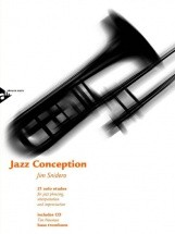 Snidero J. - Jazz Conception For Bass Trombone - Bass Trombone
