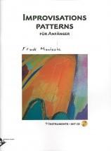 Mantooth F. - Improvisations Patterns - Melody Instruments (c-bass)
