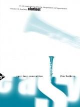 Snidero Jim - Easy Jazz Conception + Cd - Clarinette